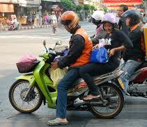 bkk motor bike
