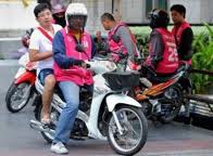 motor bike taxi