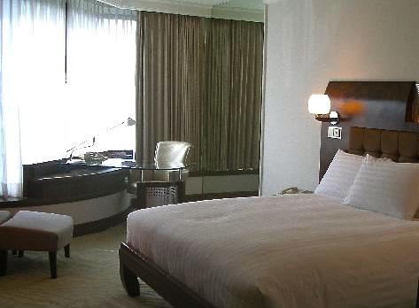 Grand Hyatt room