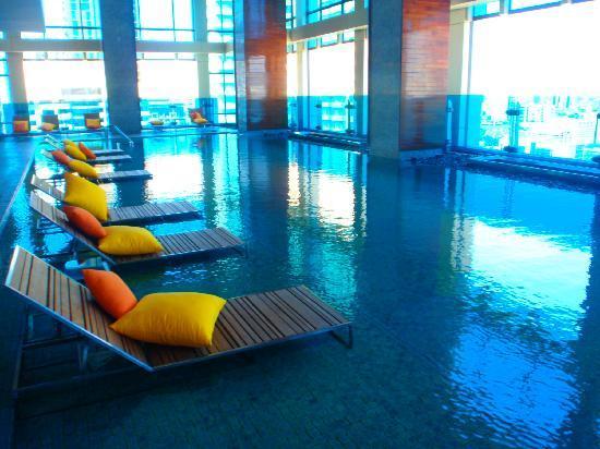 in door swimming pool