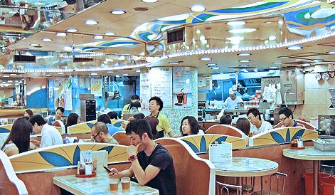Inside 'Tsui wah'