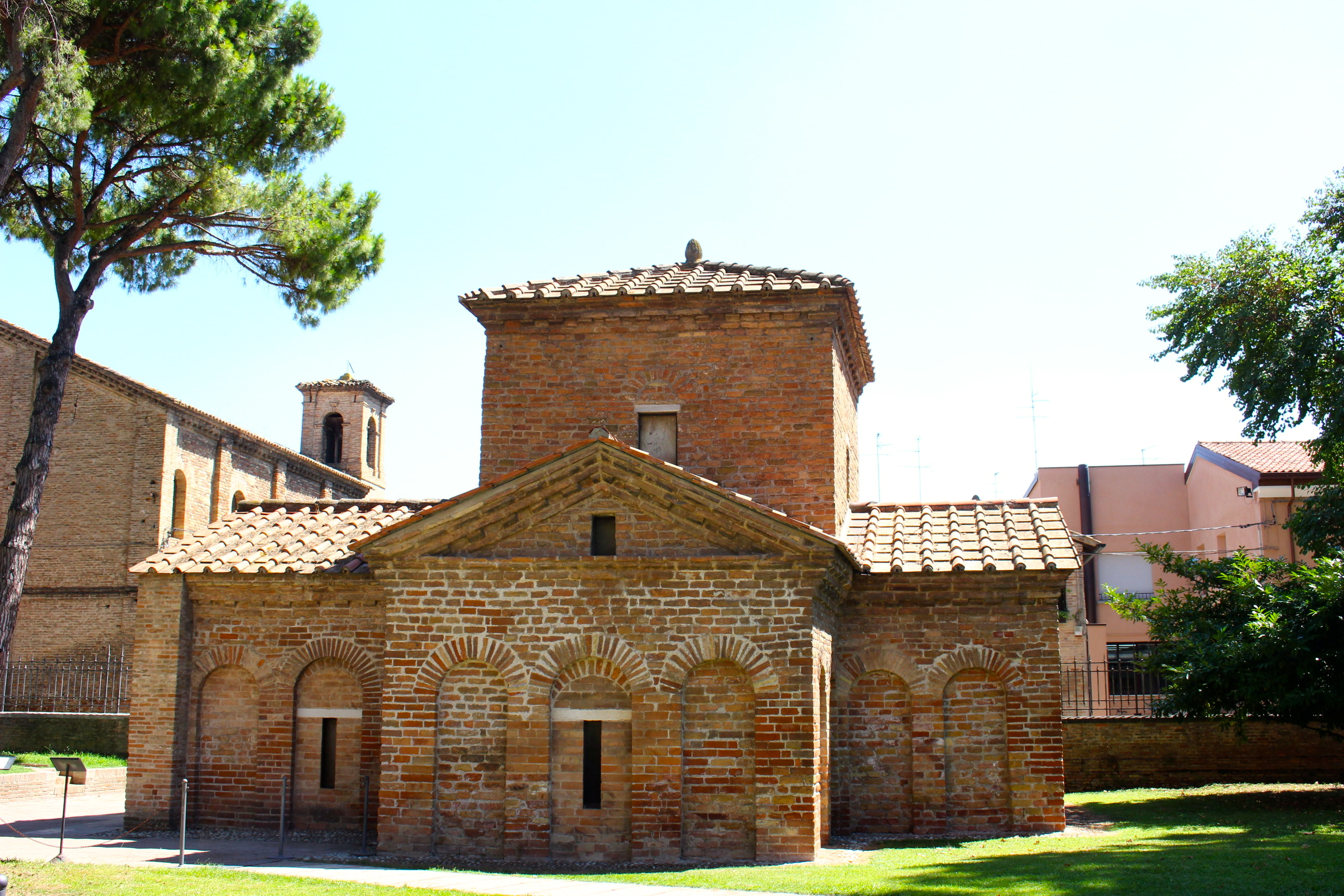 Journey To The 5th Century Mosaic City In Italy Ravenna
